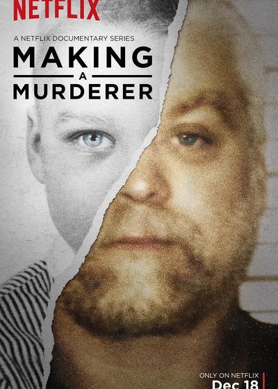 制造杀人犯 第一季海报
