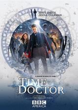神秘博士:博士之时海报