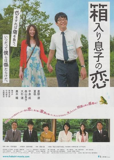 宅男之恋海报