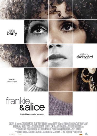 弗兰基与爱丽丝海报