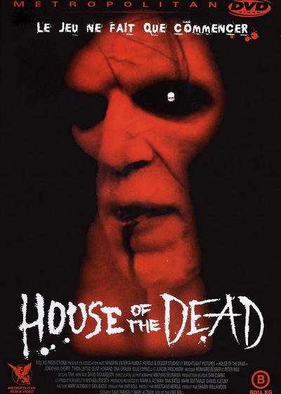 死亡之屋海报