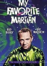 火星叔叔马丁 第一季海报