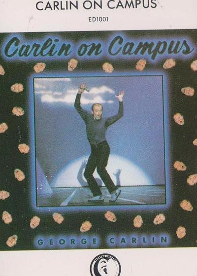 乔治·卡林:卡林进校园海报