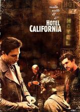 加州旅馆海报