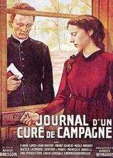 乡村牧师日记海报