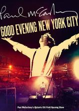 Paul McCartney: Good Evening New York City海报
