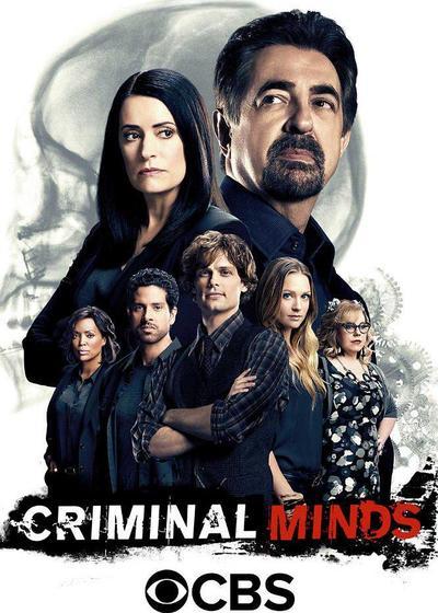 犯罪心理 第十二季海报