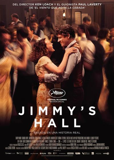 吉米的舞厅海报
