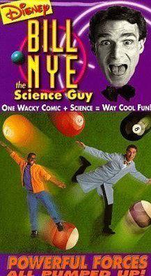 比尔教科学海报