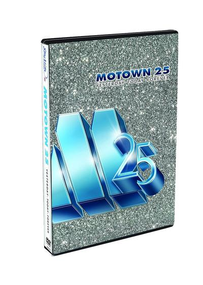 Motown 25: Yesterday, Today, Forever海报