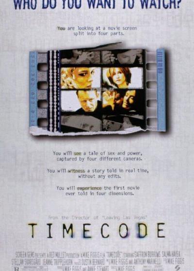 时间密码海报