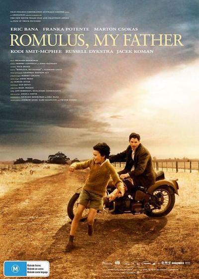 我的父亲,罗穆卢斯海报