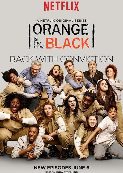 女子监狱 第二季海报