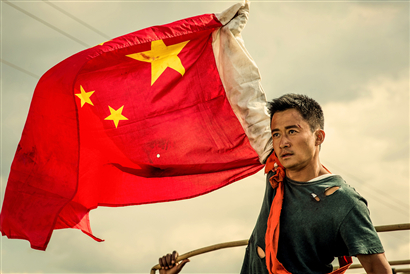 国内最燃的战争片,红海行动只能排第二!