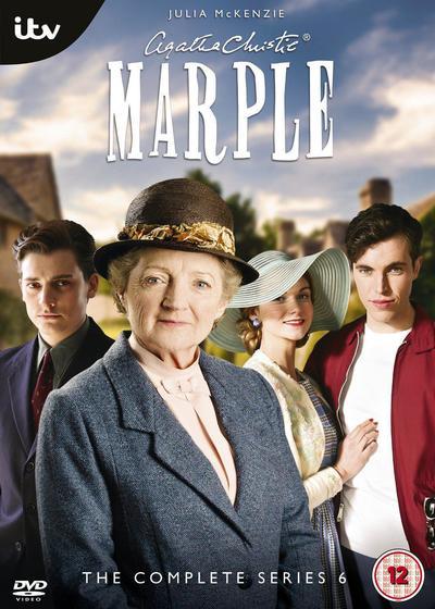 马普尔小姐探案 第六季海报