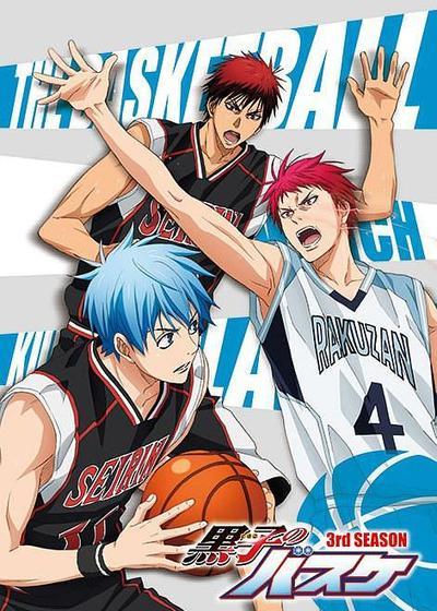 黑子的篮球第75.5Q:最好的礼物海报