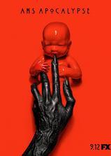 美国恐怖故事:启示录 第八季海报