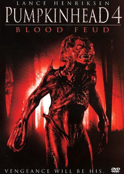 南瓜恶灵4:血债海报