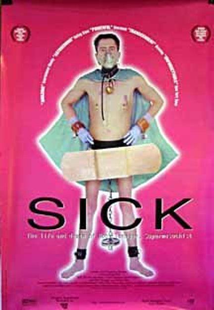 病者:鲍勃·弗拉纳根的生命与死亡,超级性受虐狂