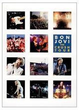 bon jovi the crush tour海报