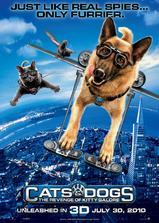 猫狗大战2:珍珠猫复仇海报
