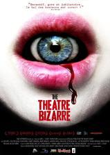 离奇剧院海报