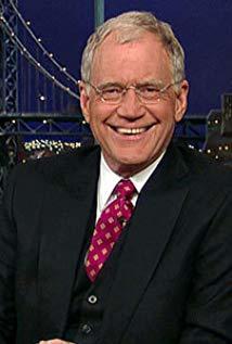 大卫·莱特曼 David Letterman演员