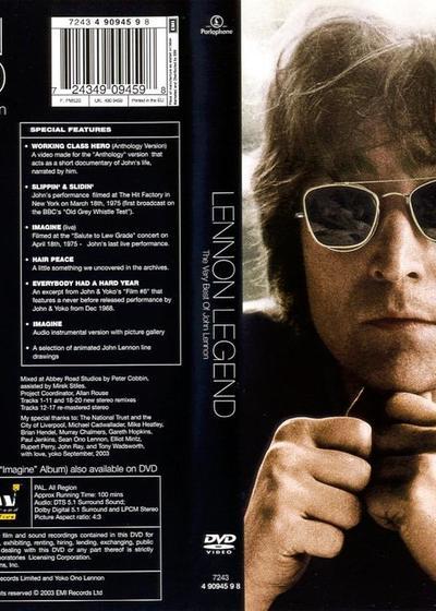 约翰列侬精选海报