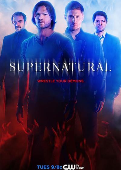 邪恶力量 第十季海报