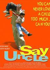 全职叔叔海报