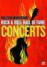 摇滚名人堂25周年纪念演唱会海报