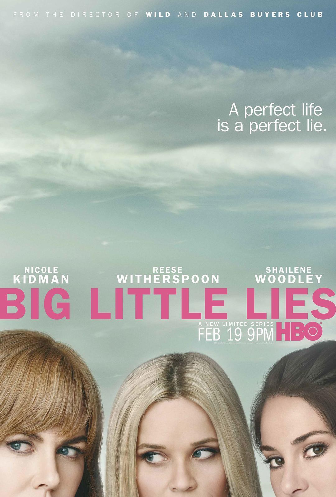 大小谎言 第一季