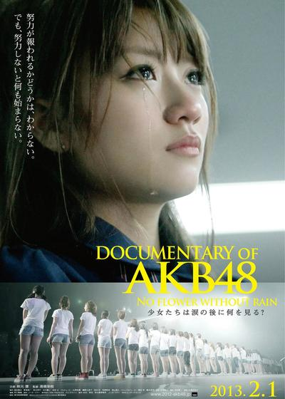 AKB48心程纪实3:少女眼泪的背后海报