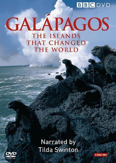 加拉帕戈斯群岛海报