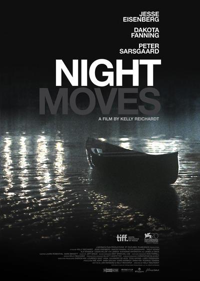 夜色行动海报