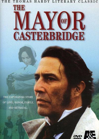卡斯特桥市长海报