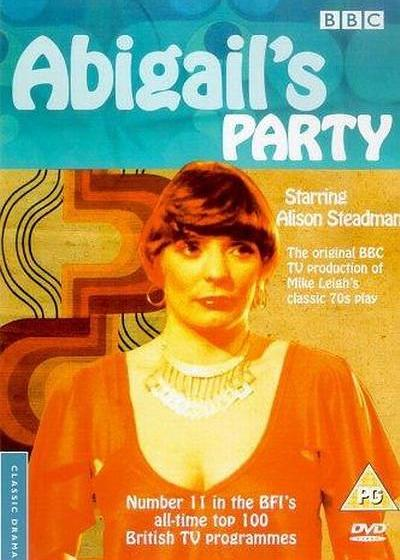 阿比盖尔的派对海报