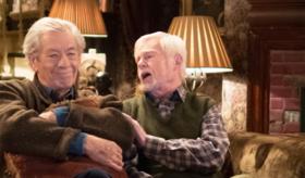 两个老男人五十年的婚姻,居然被拍成一部9.4分高分喜剧