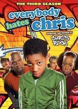 人人都恨克里斯 第三季海报