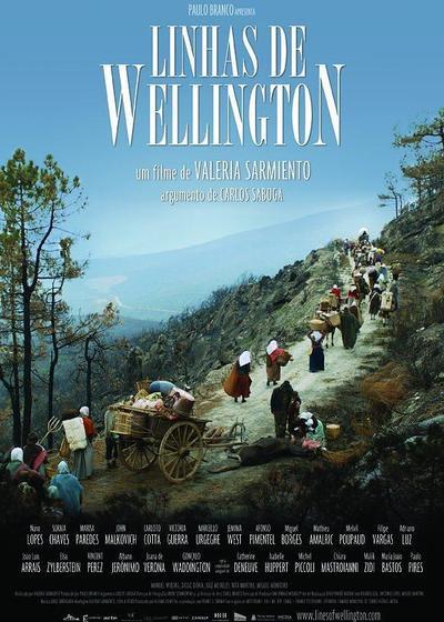 威灵顿之线海报