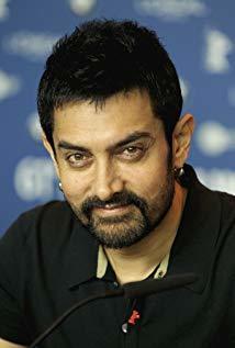 阿米尔·汗 Aamir Khan演员