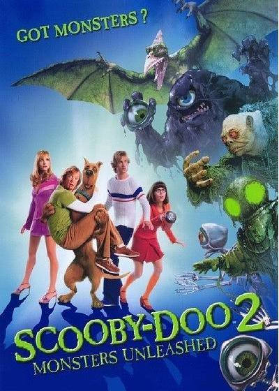 史酷比2:怪兽偷跑海报
