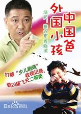 外国小孩中国爸海报