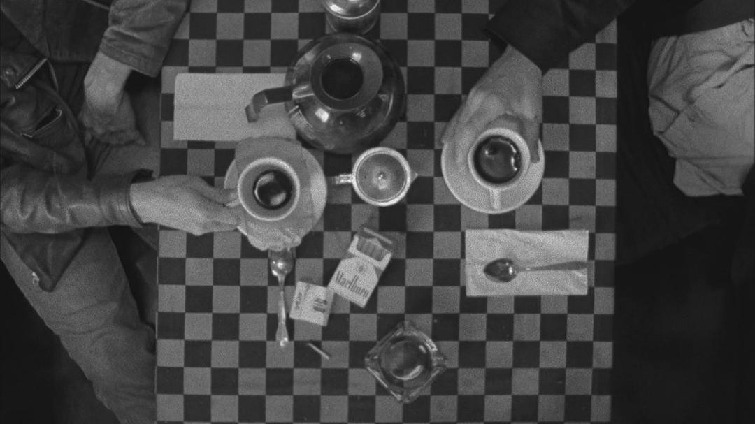 咖啡与香烟 III