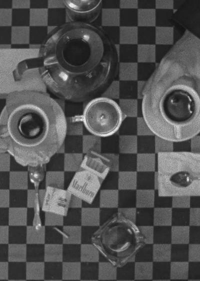 咖啡与香烟 III海报