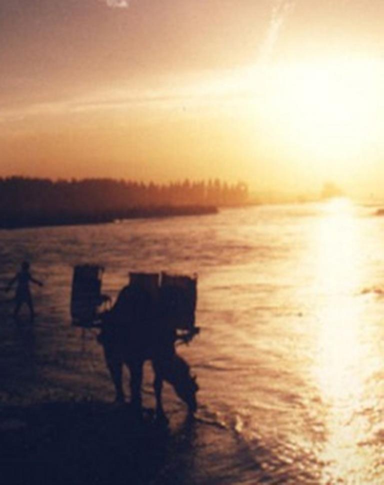 消失的古国:伊犁河畔
