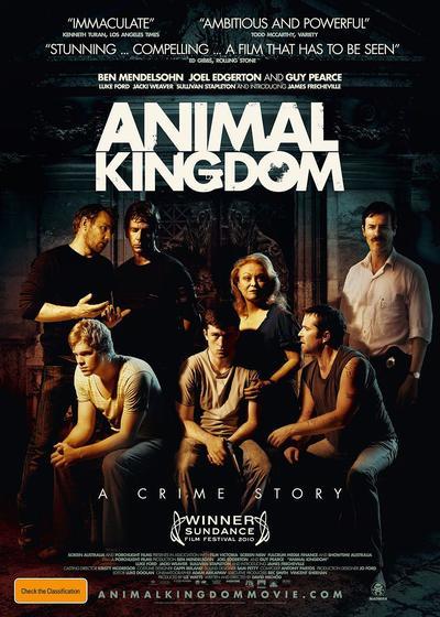 动物王国海报