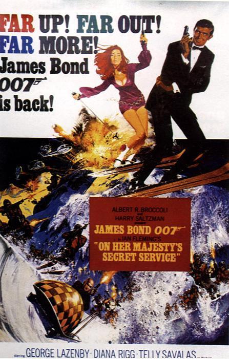007之女王密使