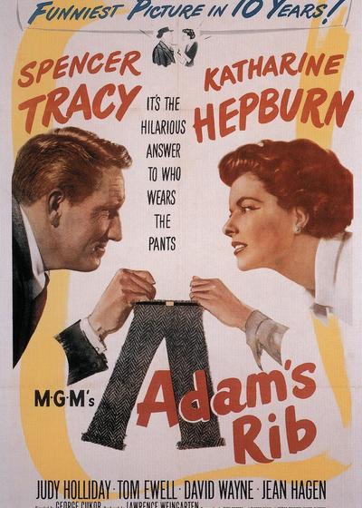 亚当的肋骨海报
