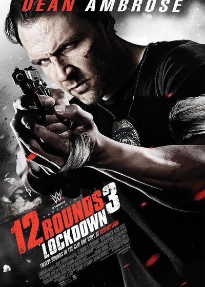 12回合3:致命禁闭海报